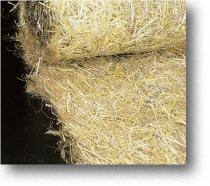 Straw/Coconut Blanket