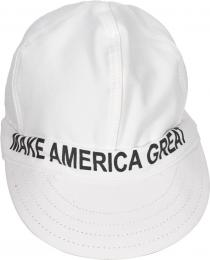Kromer Cap - Make America Great - White