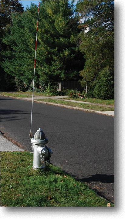 Fire Hydrant Marker Snow Flagging Direct
